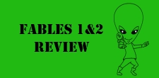 Ben and Matt review Fables volumes 1&amp;2