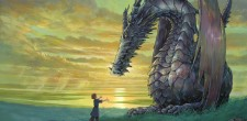Recently I've been really diggin' the Earthsea cycle. Almost every one of my geeky book friends say that the Earthsea […]