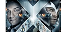 X-Men: First Class was so awesome and here is our first look at the cover art for the Blu-ray. It...