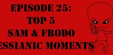 The Sci-Fi Christian  07/17/11 The Sci-Fi Christian: Top 5 Sam &amp; Frodo Messianic Moments featuring Matt Anderson and Ben...