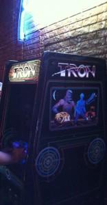 Tron Video Game
