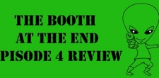 Ben and Matt take a look at the penultimate episode of The Booth at the End. To watch the show...