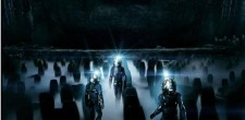 Check out this official trailer for the upcoming film, Prometheus. Beware the trailer is a bit scary.