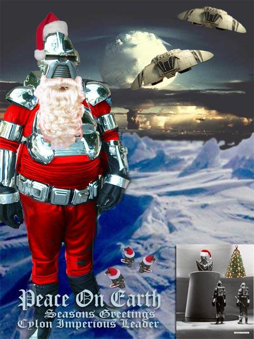 [ IMG] - BSGO Christmas Event 2017 (preview) Battlestar Galactica Online
