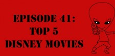"The Sci-Fi Christian – 1/16/12 ""The Sci-Fi Christian: Top 5 Disney Movies"" featuring Matt Anderson and Daniel Butcher"
