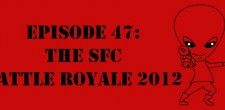 "The Sci-Fi Christian – 3/21/12 ""The Sci-Fi Christian: The SFC Battle Royale 2012"" featuring Matt Anderson and Daniel Butcher"