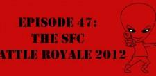 "The Sci-Fi Christian – 3/21/12 ""The Sci-Fi Christian: The SFC Battle Royale 2012"" featuring Matt Anderson and Daniel Butcher"