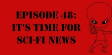 "The Sci-Fi Christian – 3/26/12 ""The Sci-Fi Christian: It's Time For Sci-Fi News"" featuring Matt Anderson and Daniel Butcher"