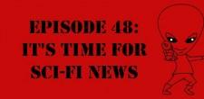 "The Sci-Fi Christian – 3/26/12 ""The Sci-Fi Christian: It's Time For Sci-Fi News"" featuring Matt Anderson and Daniel Butcher"