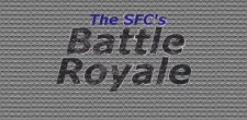 I know that it has been almost two weeks since round one of the SFC's Battle Royale ended, but better...