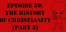 "The Sci-Fi Christian – 5/19/12 ""The Sci-Fi Christian: The History of Christianity (Part 3)"" featuring Matt Anderson and Ben De..."