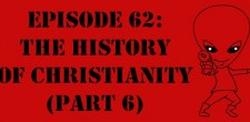 "The Sci-Fi Christian – 5/22/12 ""The Sci-Fi Christian: The History of Christianity (Part 6)"" featuring Matt Anderson and Ben De..."