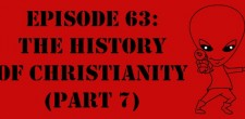 "The Sci-Fi Christian – 5/23/12 ""The Sci-Fi Christian: The History of Christianity (Part 7)"" featuring Matt Anderson and Ben De..."