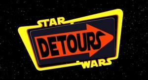Star Wars Detours Logo