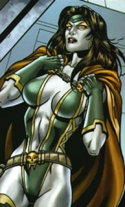 Gamora - The Most Dangerous Woman in the Universe