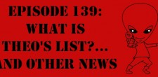 "The Sci-Fi Christian – 4/1/13 ""The Sci-Fi Christian: What is Theo's List?…and Other News"" featuring Matt Anderson and Ben De..."