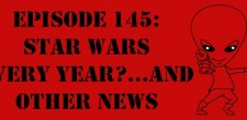 The Sci-Fi Christian  4/23/13 The Sci-Fi Christian: Star Wars Every Year?&#8230;and Other News featuring Matt Anderson and Ben De...
