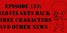 "The Sci-Fi Christian – 5/9/13 ""The Sci-Fi Christian: Marvel Gets Back Three Characters and Other News"" featuring Matt Anderson and..."