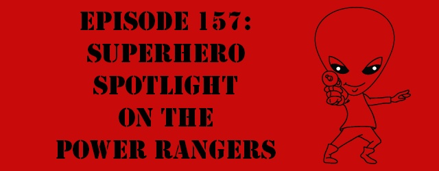"The Sci-Fi Christian – 5/21/13 ""The Sci-Fi Christian: Superhero Spotlight On the Power Rangers"" featuring Matt Anderson and Koby Radcliffe"
