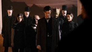 Upon the fields of Trenzalore