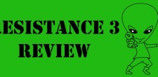 The Sci-Fi Christian continues its recent trend of increased video game coverage with this review of Resistance 3