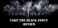 Ben reviews Ommegang Brewery's new Game of Thrones themed beer: Take the Black Stout