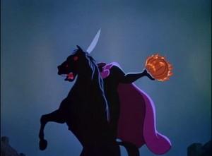 Disney Headless Horseman