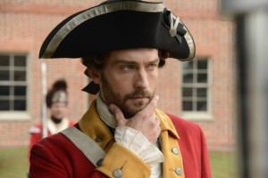 Ichabod Redcoat