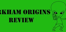 Ben reviews Batman's latest video game outing: Arkham Origins