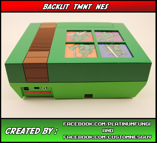 Teenage Mutant Ninja Turtles NES Technabob