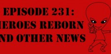 "The Sci-Fi Christian – 2/28/14 ""The Sci-Fi Christian: Heroes Reborn and Other News"" featuring Matt Anderson and Ben De Bono"