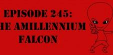 "The Sci-Fi Christian – 4/11/14 ""The Sci-Fi Christian: The Amillennium Falcon"" featuring Matt Anderson and Ben De Bono"