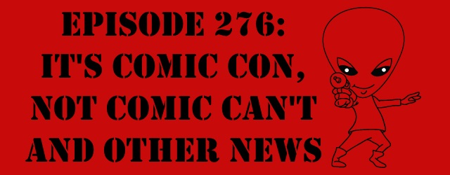 "The Sci-Fi Christian – 7/30/14 ""The Sci-Fi Christian: It's Comic Con, Not Comic Can't and Other News"" featuring Matt Anderson […]"