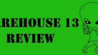 Ben reviews Warehouse 13. Find out if he was pleasantly surprised or if this show inspires another Heroes-style rant!