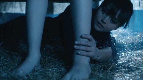 Clara Under the Bed