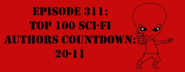"The Sci-Fi Christian – 12/14/14 ""The Sci-Fi Christian: Top 100 Sci-Fi Authors Countdown: 20-11"" featuring Matt Anderson and Ben De […]"