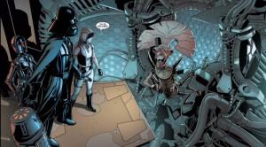 Marvel Darth Vader #4 Geonosis