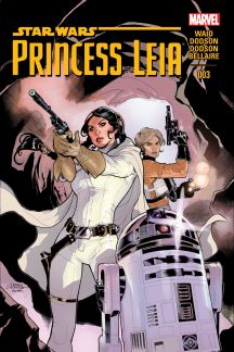Marvel Princess Leia #3