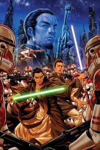 Marvel Star Wars Kanan The Last Padawan #1