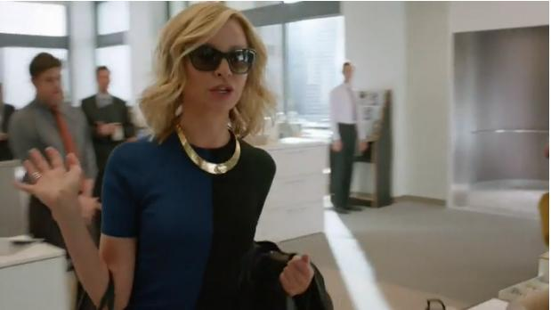 Cat Grant Calista Flockhart