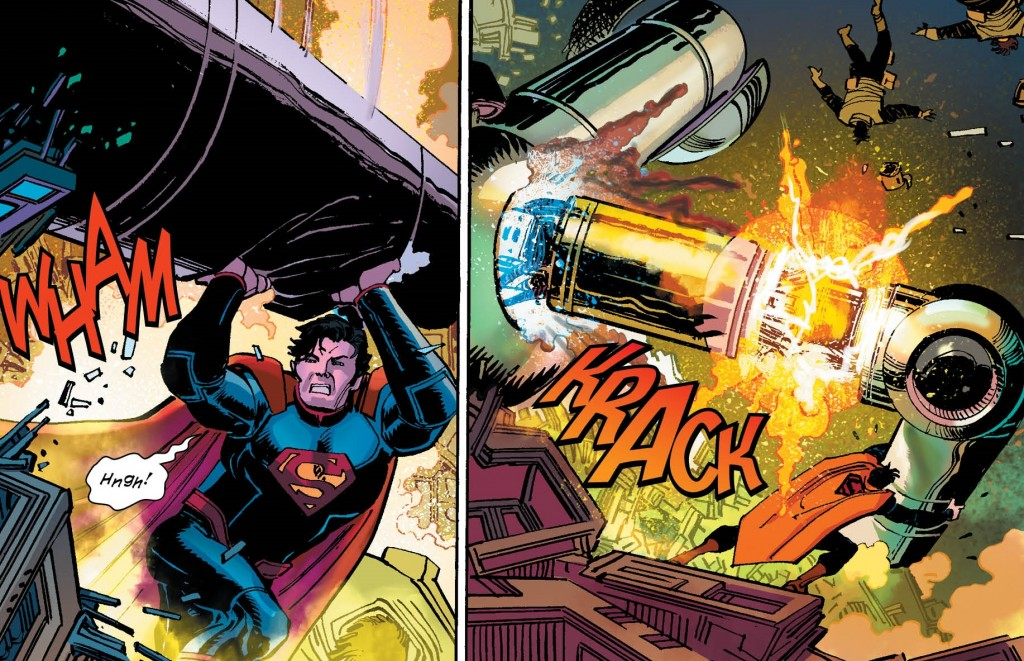 Superman 41 preview page