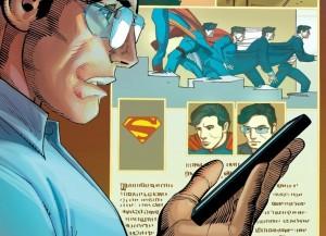 Superman and Social Media