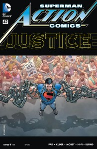 Action Comics 42