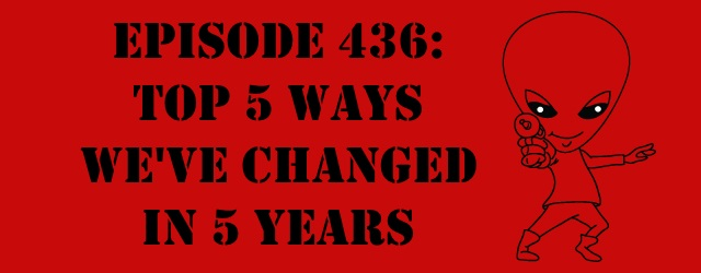 "The Sci-Fi Christian – 1/11/16 ""The Sci-Fi Christian: Top 5 Ways We've Changed in 5 Years"" featuring Matt Anderson and […]"