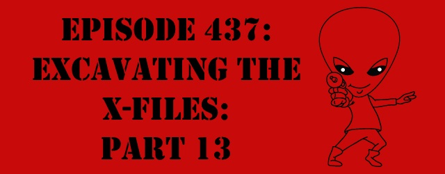 "The Sci-Fi Christian – 1/20/16 ""The Sci-Fi Christian: Excavating the X-Files: Part 13"" featuring Matt Anderson and Ben De Bono […]"