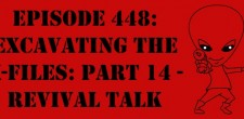 "The Sci-Fi Christian – 3/11/16 ""The Sci-Fi Christian: Excavating the X-Files: Part 14 – Revival Talk "" featuring Matt Anderson […]"