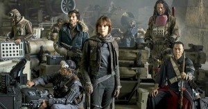 Jyn Esro and Others in Rogue One