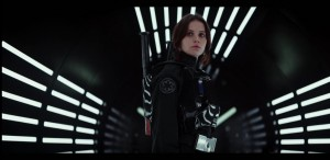 Jyn Esro in Imperial Uniform