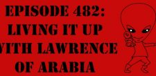 "The Sci-Fi Christian – 7/1/16 ""Episode 482: Living it Up with Lawrence of Arabia"" featuring Matt Anderson and Ben De […]"
