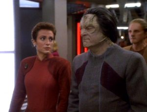 Deep Space Nine Duet